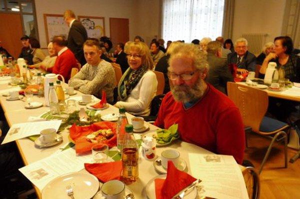 VdK Bamberg Weihnachtsfeier